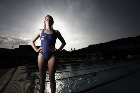 Spotlight on… Rebecca Adlington