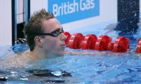 British Gas Swimming Championships 2012 Day Four Heats