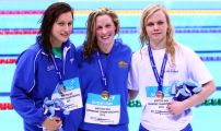 British Gas Swimming Championships 2012 Day Four Finals