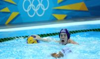 London 2012 Day Four Men's Water Polo GB vs Serbia