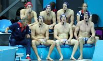 London 2012 Day Eight Men's Water Polo GB vs Hungary