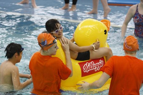 Kellogg's ASA Swimtastic Awards 2011