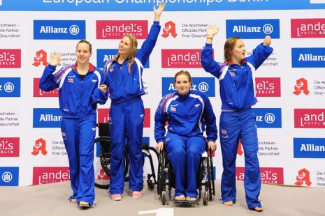 IPC European Championships 2011 Day 7