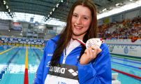 European Junior Swimming Championships 2013 Day One