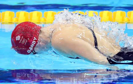 London 2012 Day Four Swimming Heats And Finals