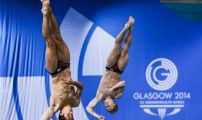 Diving Day Three at the Glasgow 2014 Commonwealth Games