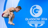 Diving Day Two at the Glasgow 2014 Commonwealth Games