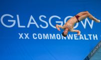 Diving Day Four at the Glasgow 2014 Commonwealth Games