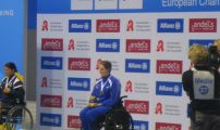 IPC European Championships 2011 Day 1