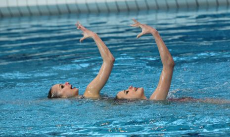 French Open Synchro Champs 2014