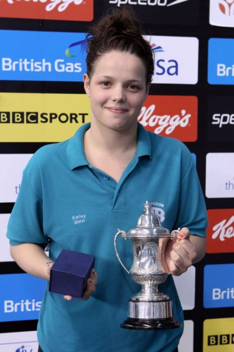 Day Five at the British Gas ASA National Youth Championships 2012