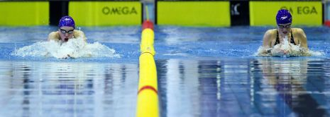 European Junior Swimming Champs 2012 Day Four