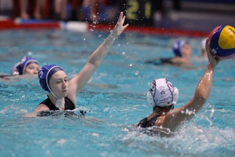 British Gas Water Polo Championships 2014 Day Two
