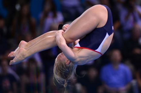 London 2012 Day Twelve Women's 10m Diving Prelims