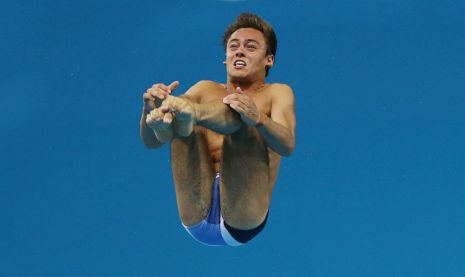 London 2012 Day Fourteen Men's 10m Diving Prelims