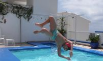 Diving Pose Competition Entries
