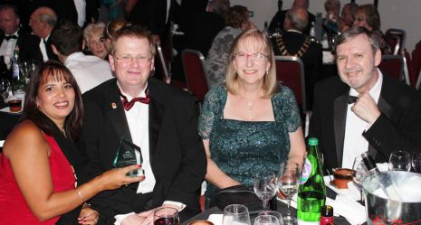 Aquaforce Awards 2012