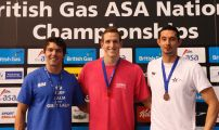 Day Three at the 2012 British Gas ASA National Championships