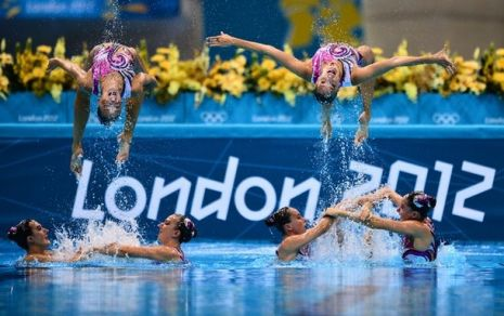 Asha Randall's Olympic blog - in pictures