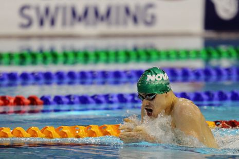 British Gas Swimming Championships 2014 Day Five Gallery