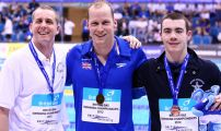 British Gas Swimming Championships 2012 Day Five Finals