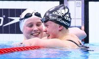 British Gas Swimming Championships 2012 Day Six Finals