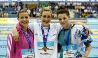 British Gas Swimming Championships 2012 Day Seven Finals