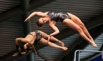 British Gas Diving Championships 2014 Day One