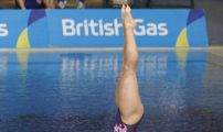 Day Two at the 2012 British Gas Diving Championships