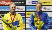 Day One at the 2012 British Gas Diving Championships
