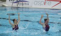 British Gas Synchronised Swimming Championships 2012