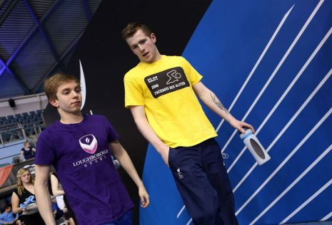 British International Disability Swimming Championships 2013