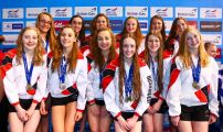 British Gas Synchro Champs 2014 Day Two Gallery