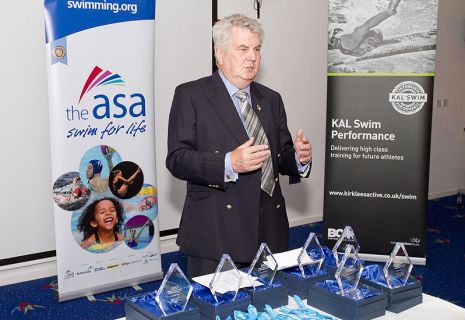 ASA Complete Swimmer Awards 2013