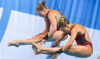 Diving Day One at the Glasgow 2014 Commonwealth Games