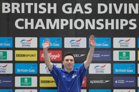 British Gas Diving Championships 2013 Day One