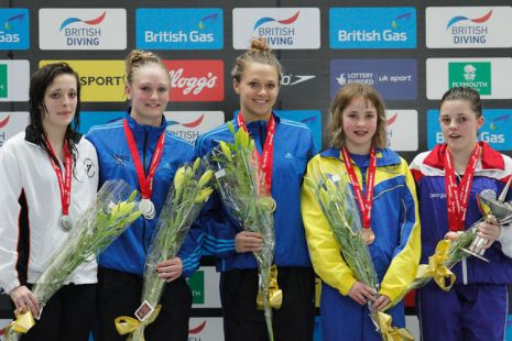 British Gas Diving Championships 2013 Day Two