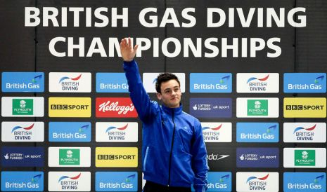 British Gas Diving Championships 2013 Day Three