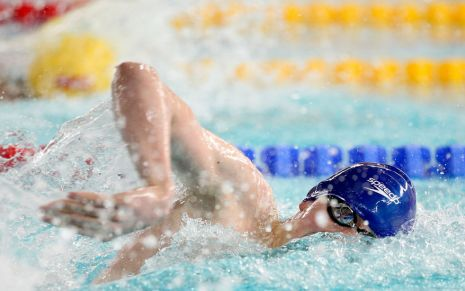 European Junior Swimming Championships 2013 Day Three