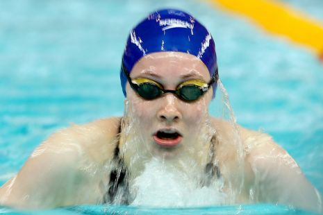 European Junior Swimming Championships 2013 Day Four