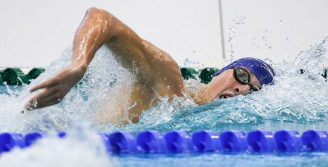 European Junior Swimming Championships 2014 Day One