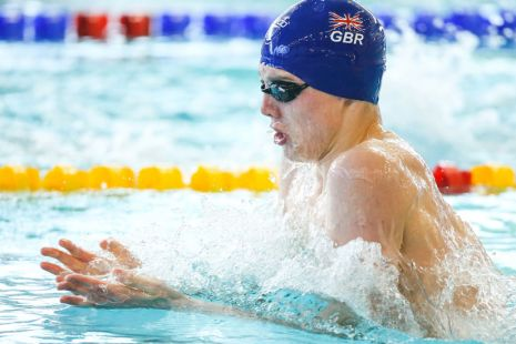 European Junior Swimming Championships 2014 Day Three