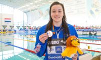 European Junior Swimming Championships 2014 Day Two