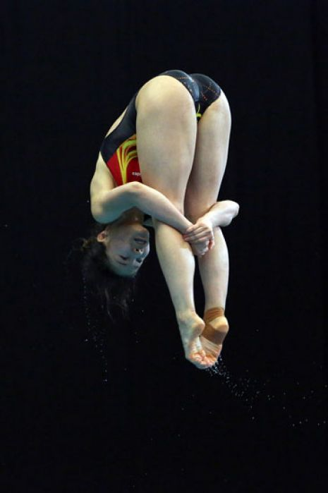 Edinburgh Diving World Series 2013 Day Two