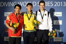 Men's Medallists