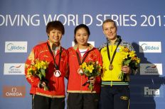 Women's Medallists