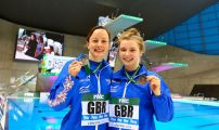 FINA/NVC Diving World Series 2014 Day One