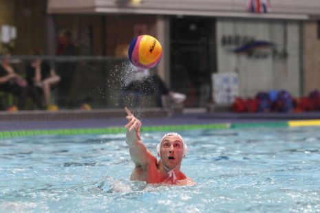 Men's 2012 World League Qualifier: Great Britain 9 - 11 Russia