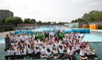 Get Safe 2013 Launch at Charlton Lido