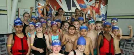 British Swimming Heroes Tour: Glasgow